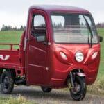 Elektrofrosch Elektro Kleintransporter PRO Kabine