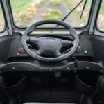 Elektrofrosch Elektro Kabinenroller Lenkrad