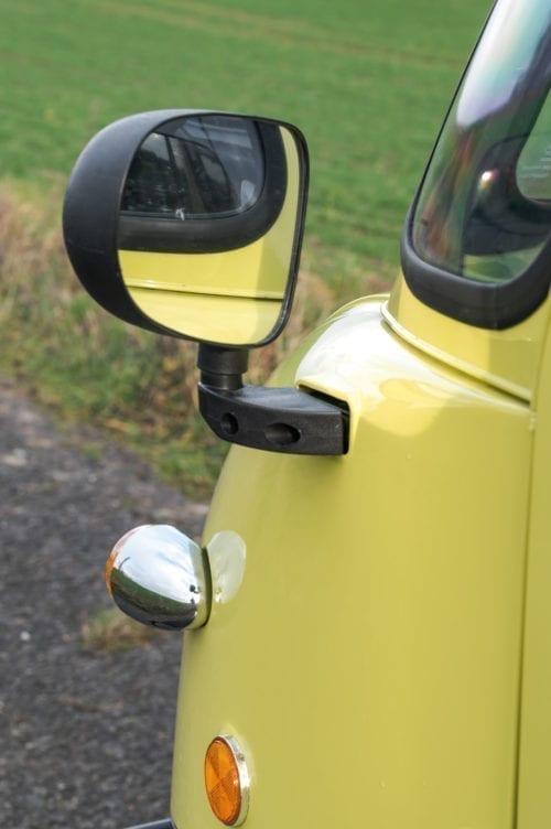 Elektrofrosch Elektro Kabinenroller Außenspiegel