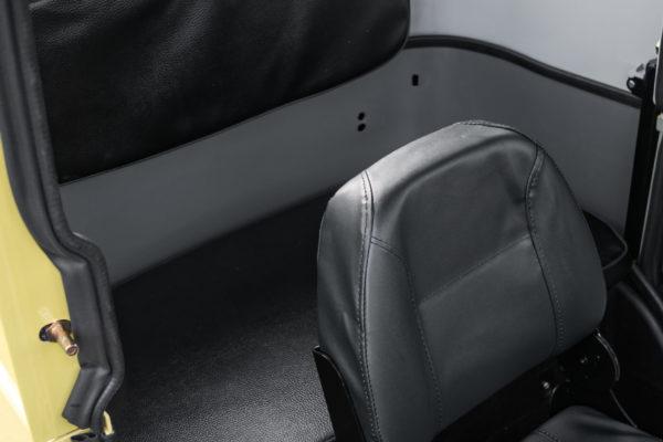 Elektrofrosch Elektro Kabinenroller Sitzbank