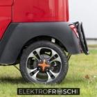 4-Rad Elektro-Kabinenroller QUAD