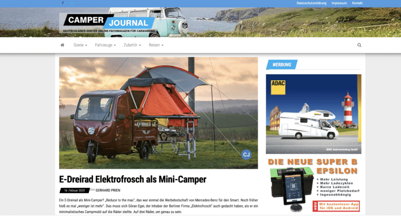 Camperjournal.com