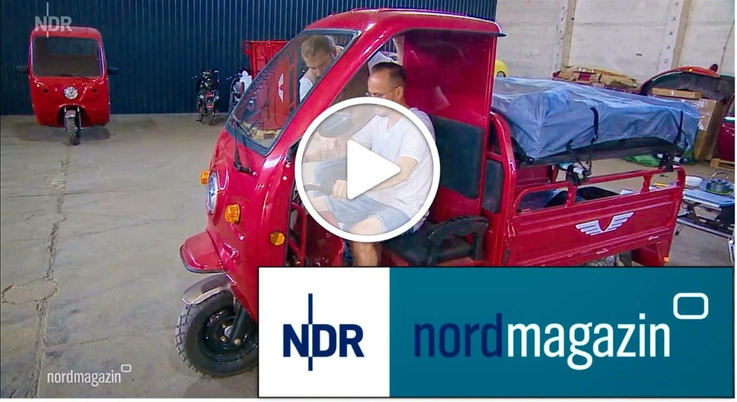 NDR Nordmagazin Elektrofrosch 1 scaled - Videos